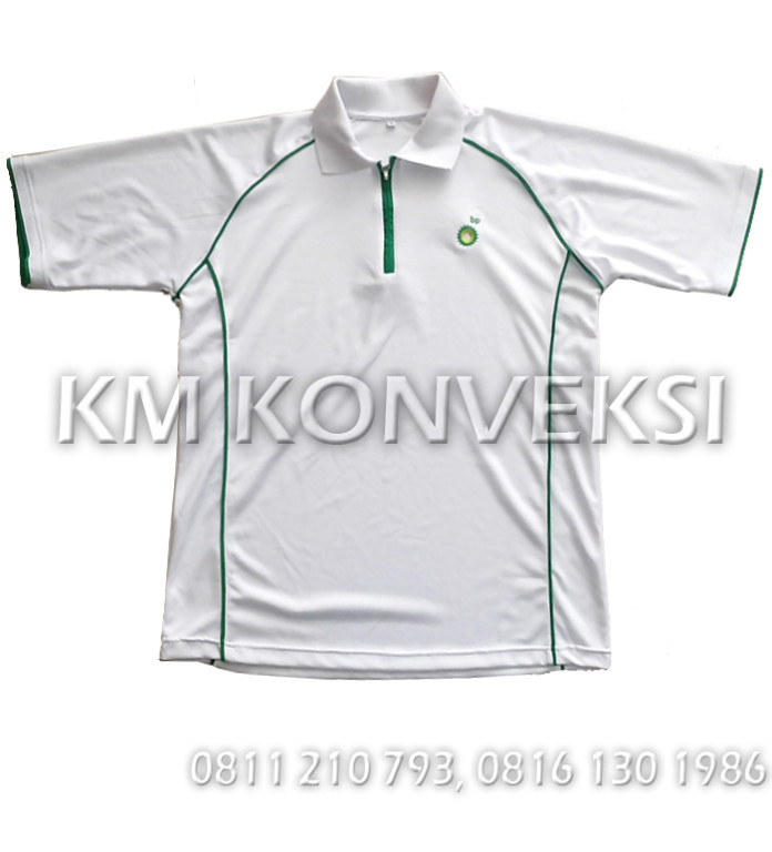 Polo Shirt Dry Fit Golf 6